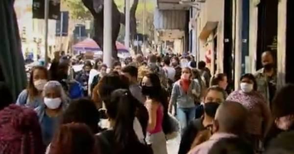 Lojistas pedem para MP manter reabertura do comércio em BH - Notícias