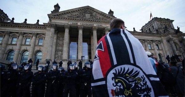 Reichsbürger, o grupo com elos neonazistas que rejeita a Alemanha atual e avança em atos que negam a covid-19 - Notícias