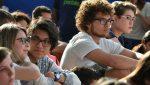 Feira de carreiras para estudantes promovida pelo IEL em Curitiba (PR) antes da pandemia